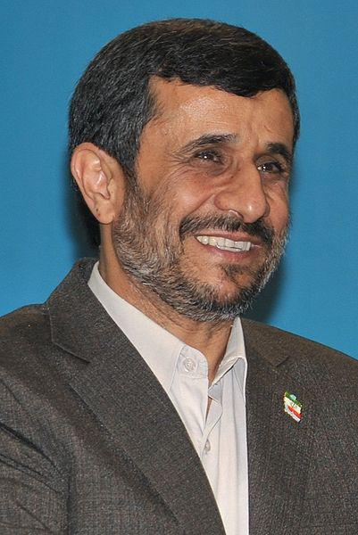 Visiting Professor Mahmoud Ahmadinejad to Teach 2014 PoP Course
