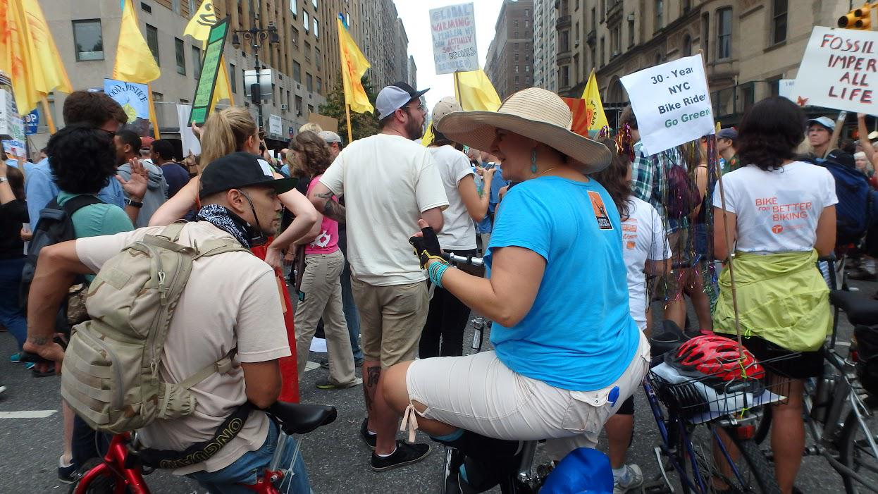 The People's Climate March – A Photo Essay