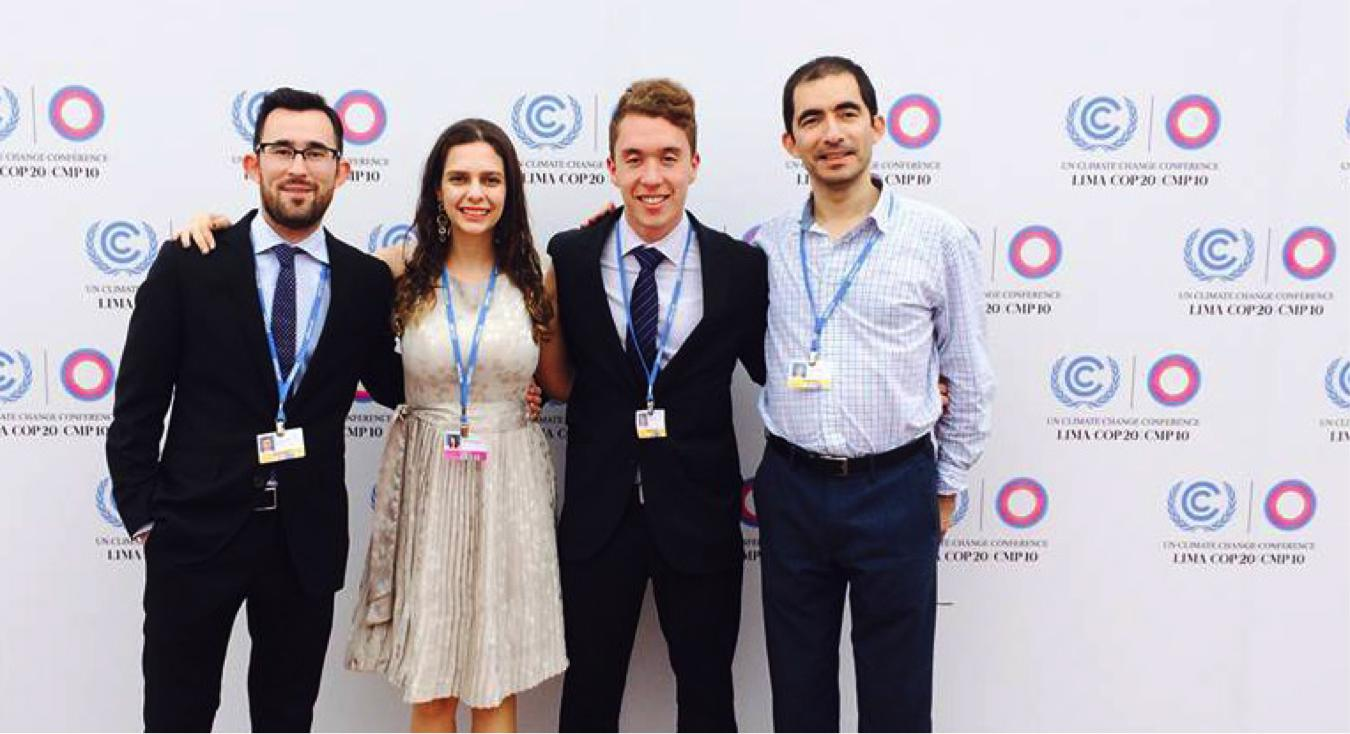 Representing SIPA at COP 20: Climate Change and the Road to Paris